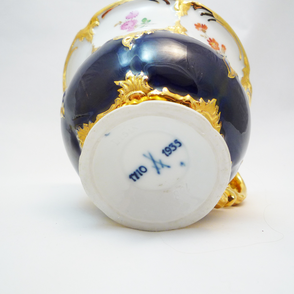 Meissen Keramik: Stilbruch Antiquitäten